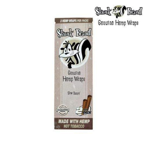 Rolling papers Skunk Genuine Hemp Wraps