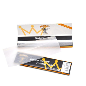 rolling tray Hornet Black Kingsize 110mm Rolling Paper 5 Booklets