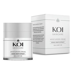 Koi CBD - CBD Topical - Moisturizer Cream - 500mg