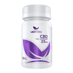 CBD Softgels Pure Concentrate 750 mg