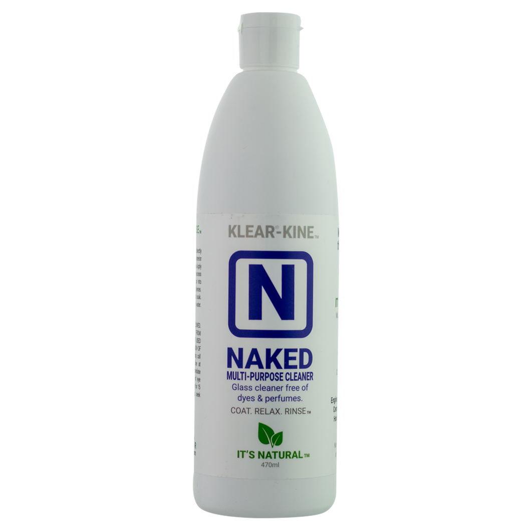 Cleaning products Klear Kryptonite Naked Bong Cleaner