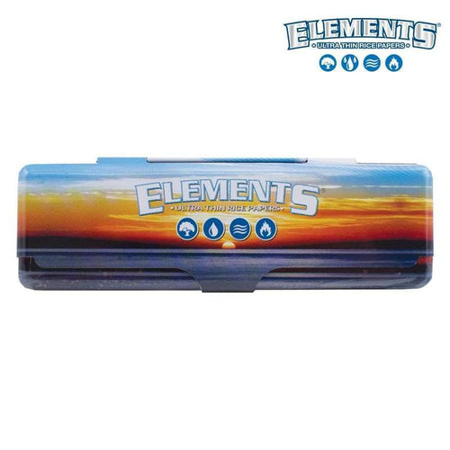 Elements Metal Paper Case 1 1/4 Size