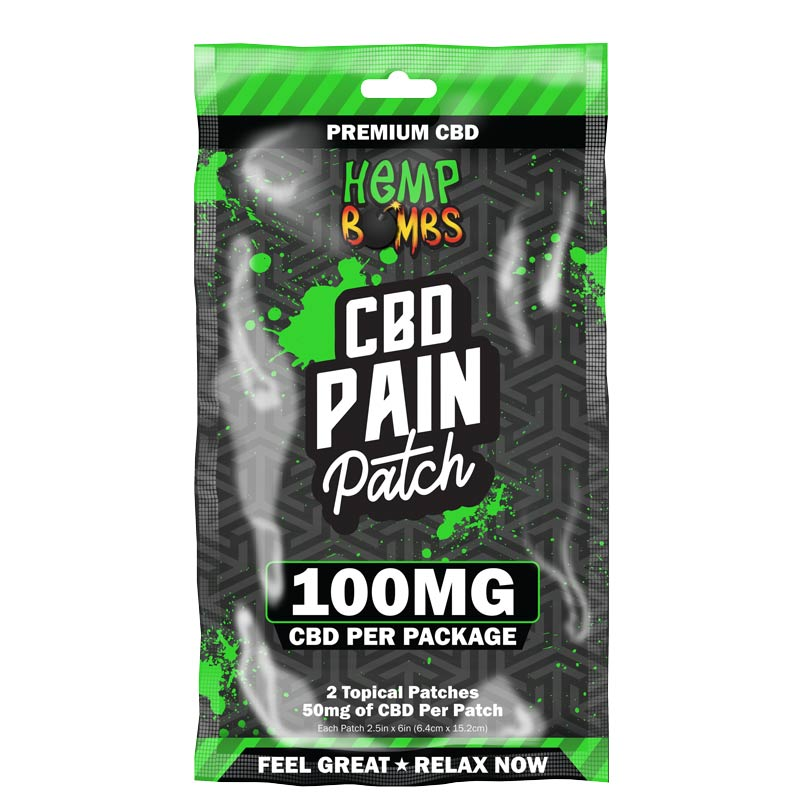 Pain CBD Patches