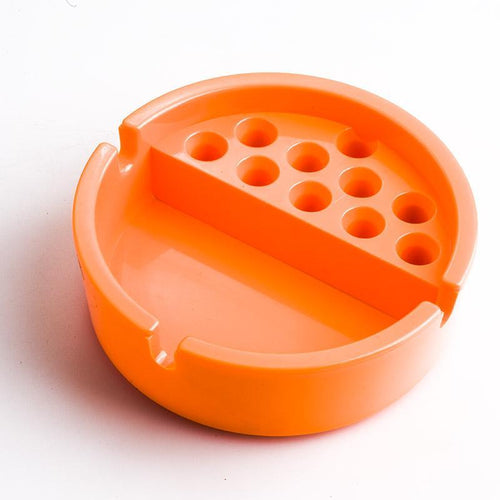 Ashtray Plastic Cigarette Ashtray (Random Color)