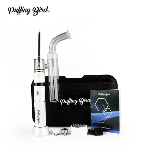 Bongs Portable Enail Bubbler by Puffing Bird™