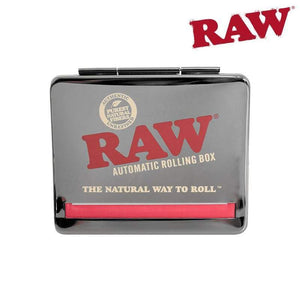 RAW Chrome Black Automatic Rollbox 110mm