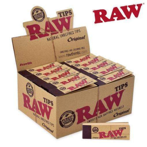 Rolling papers RAW Original Regular Tips