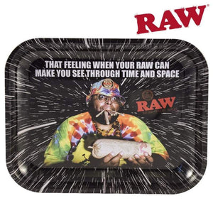RAW Oops Rolling Tray, Size Large
