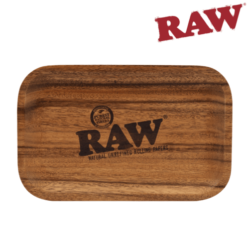 Rolling papers RAW Tray Wood