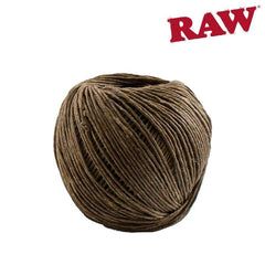 RAW Natural, Spool Roll, Unbleached Hemp & Beeswax Hemp Wick 100 feet