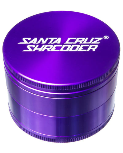 grinders Santa Cruz Shredder - Large 4 Piece Herb Grinder