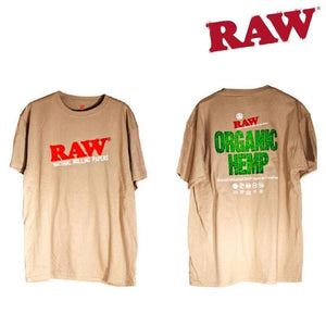 RAW Organic Tan Men Shirt