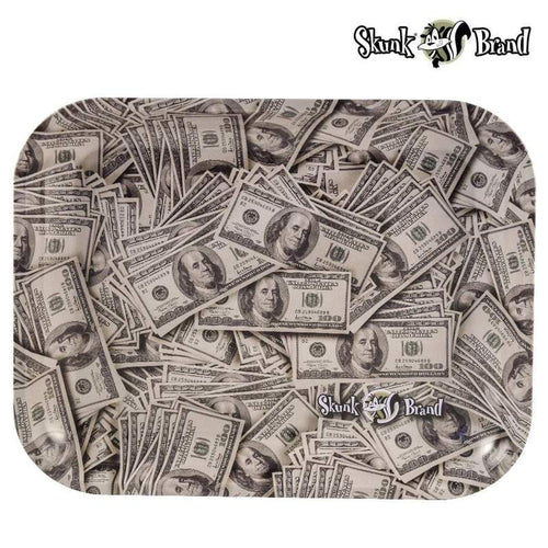 Rolling papers SKUNK Cash Tray, Size Large