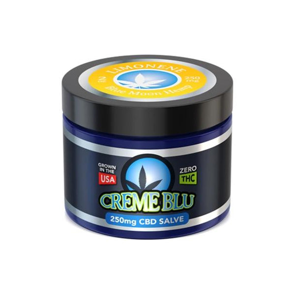 Blue Moon Hemp - CBD Topical - Limonene Salve - 2oz