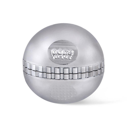Ooze Saturn Globe Grinder - Chrome
