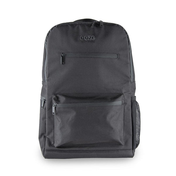 Ooze Traveler Smell Proof Backpack - Classic - Black