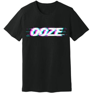 t-shirts Ooze Glitched Men's T-Shirt