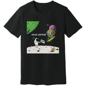 t-shirts Ooze Stay Lifted Men's T- Shirt