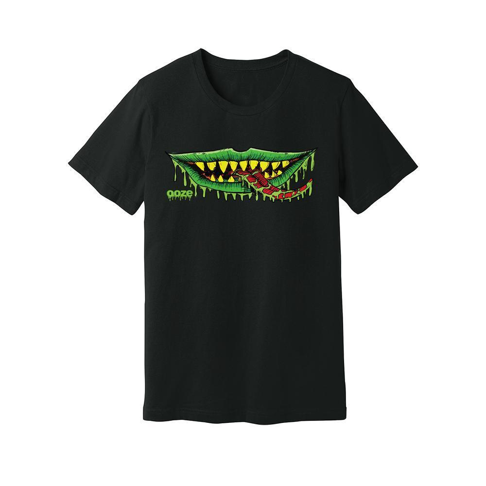 t-shirts Ooze Slime Mouth T-shirt