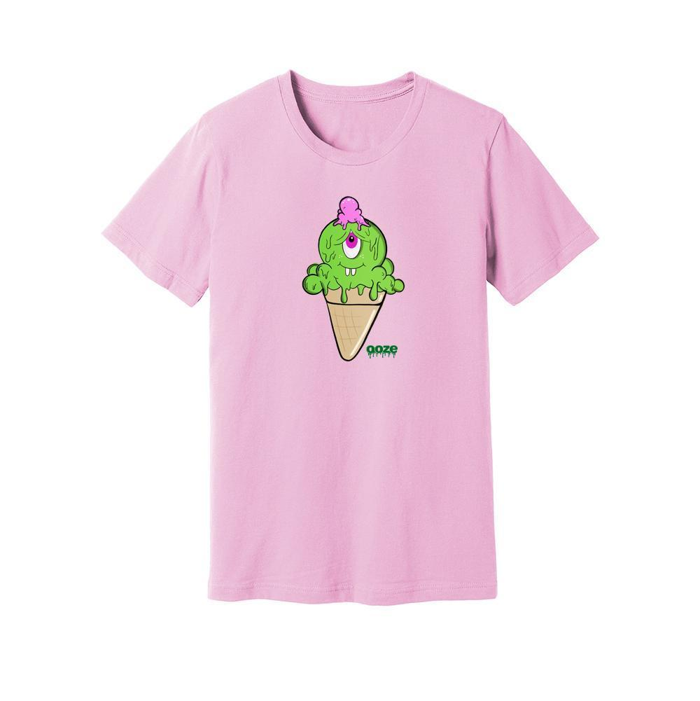 t-shirts Ooze Slime Cone T-shirt