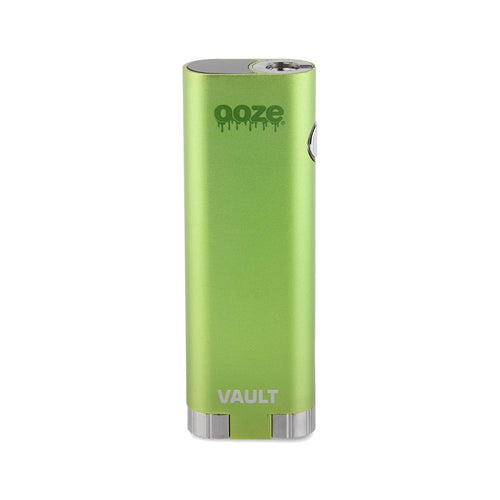 Batteries Ooze Vault Extract Battery with Storage Chamber - Slime Green