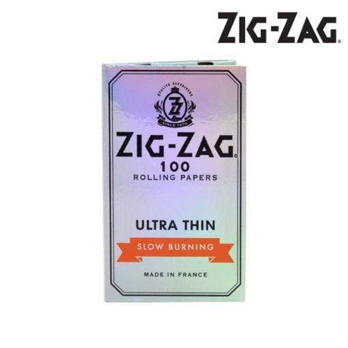 Rolling Papers Zig Zag Ultra SW Thin Slow Burning