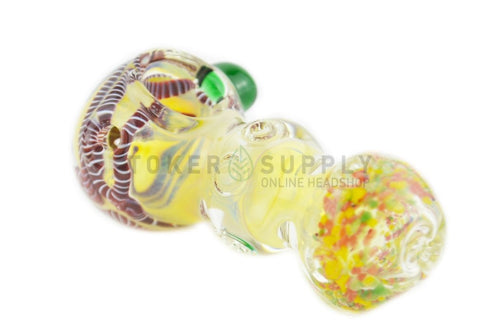Color Spec Glass Pipe