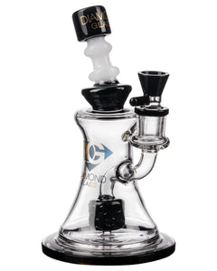 Dab Rigs Diamond Glass - Big Puck Dab Rig