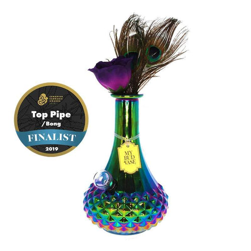 My Bud Vase Aurora Water Pipe