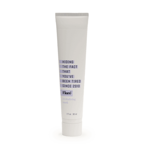 CBD Cosmetics Floré™ Revitalizing Mask