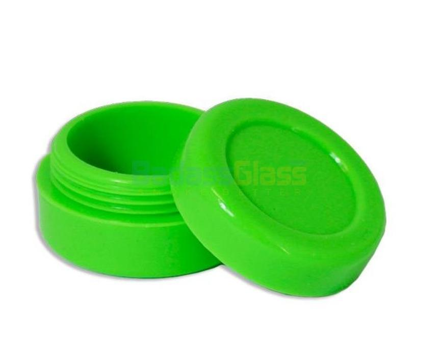 Stash box, Tins and containers Green Non-Stick Concentrate Container - 5 ml