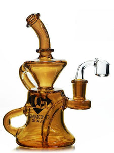 Dab Rigs Klein Recycler by Diamond Glass