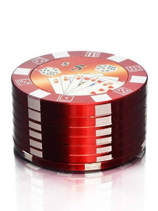 Large Poker Chip Grinder