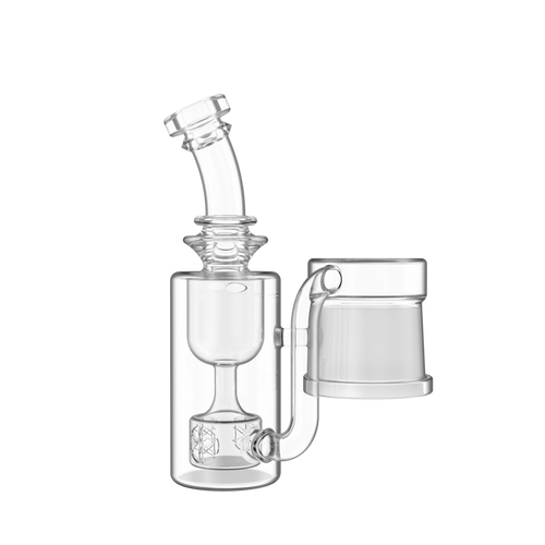 Glass Bongs SWITCH: Snowflake Recycler Attachment