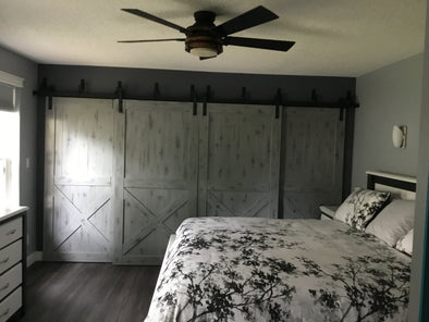 Measurements for Your Custom Barn Door