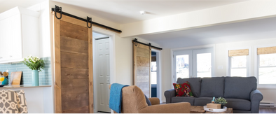 Barn Door Options