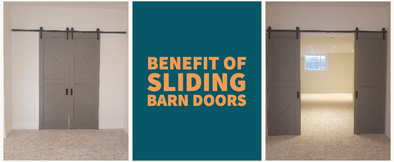 Benefits of a Sliding Barn Door