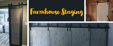 Sell Your Home with Simple Farmhouse Staging
