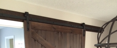 Structural Support Required for a Barn Door