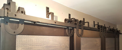 Is It Difficult To Install A Barn Door?
