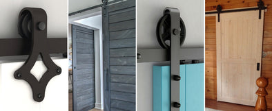 Popular Barn Doors and Sliding Hardware for 2021