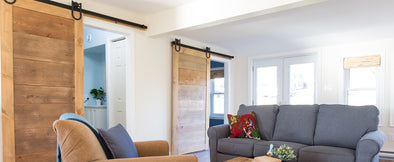 Barn Doors Are Perfect for Fall Renovation Projects