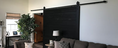 Matching Your Barn Door To Your Home Aesthetic