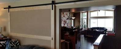 Barn Door Pocket Door Difference