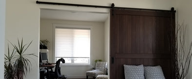 Increasing Your Home's Value with Sliding Barn Doors