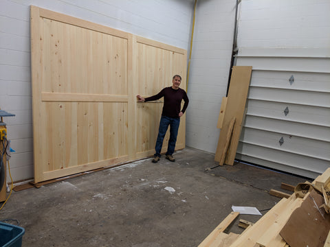 big barn doors