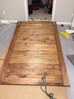 Easy to Install Barn Door