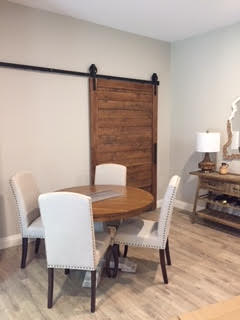 Easy Installation Barn Door