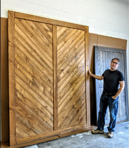 Choose a Barn Door