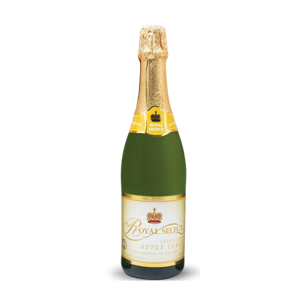 Royal Select Apple Sparkling Juice 750ml